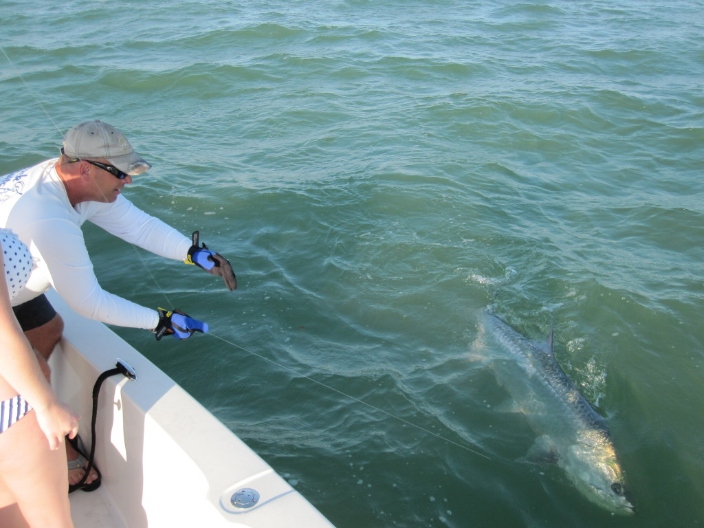 Tarpon fishing Fort Myers Florida