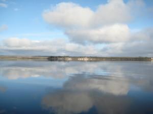 Lake Louise Lake Trout Fishing