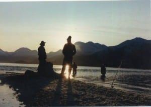 trout fishing alaska