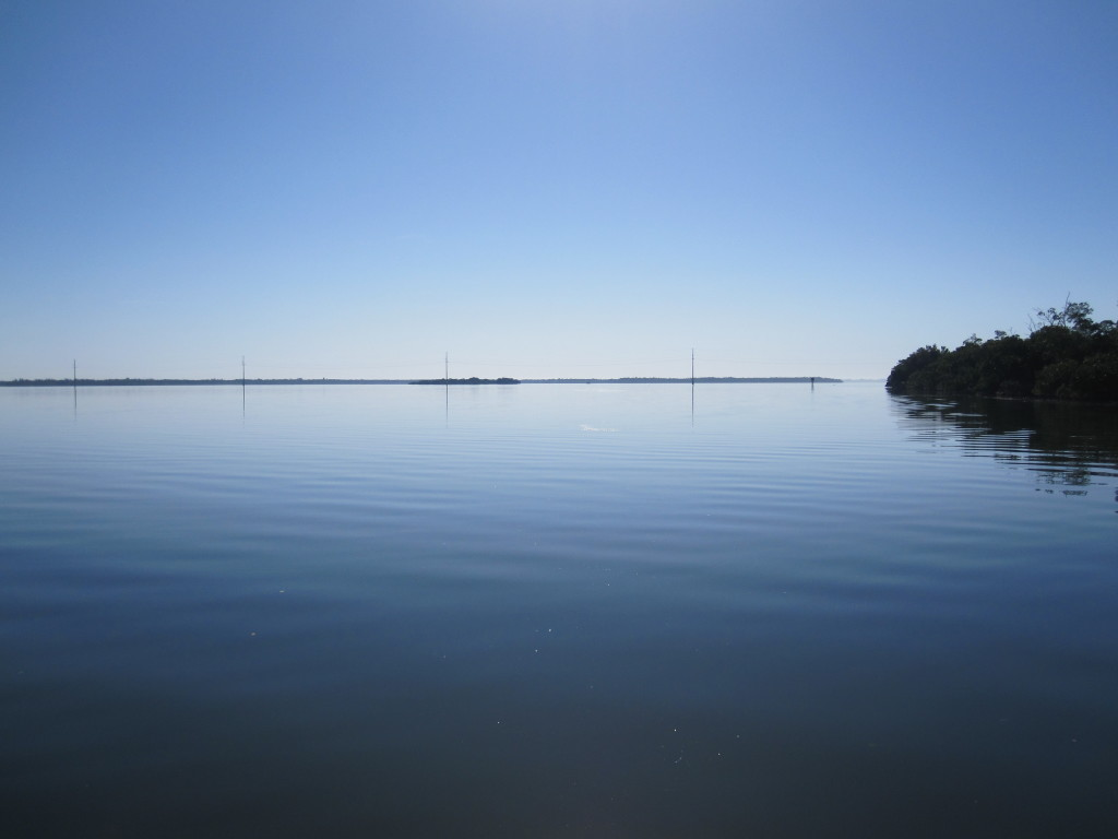Fort Myers Daily Fishing Report - Water and Sky Scenery