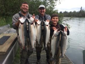 Kenai Silver Salmon