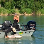 Kenai river fishing guide - king salmon